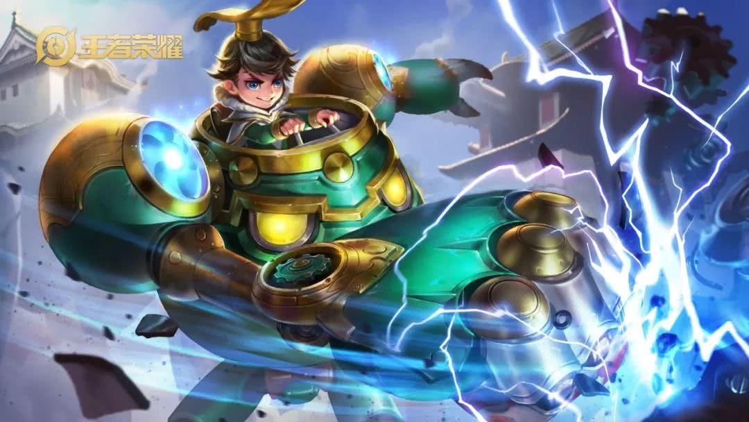 王者荣耀:刘禅新皮肤?不!像刘禅这么玩的,宫本武藏也有一身!