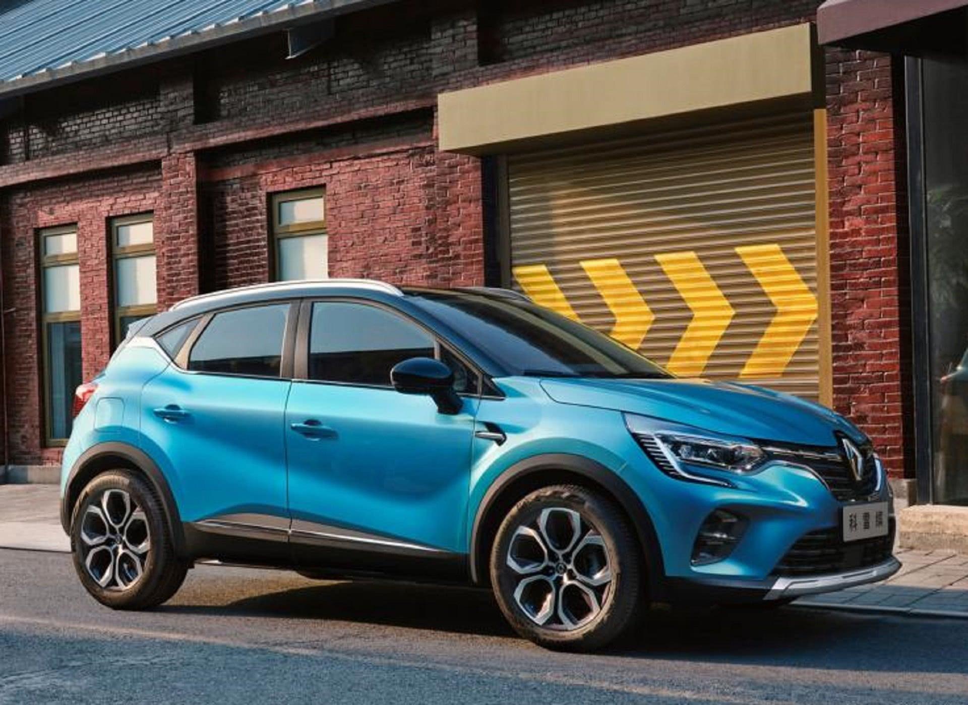 雷诺又出新SUV,综合实力非常强,有它谁还买丰田CHR