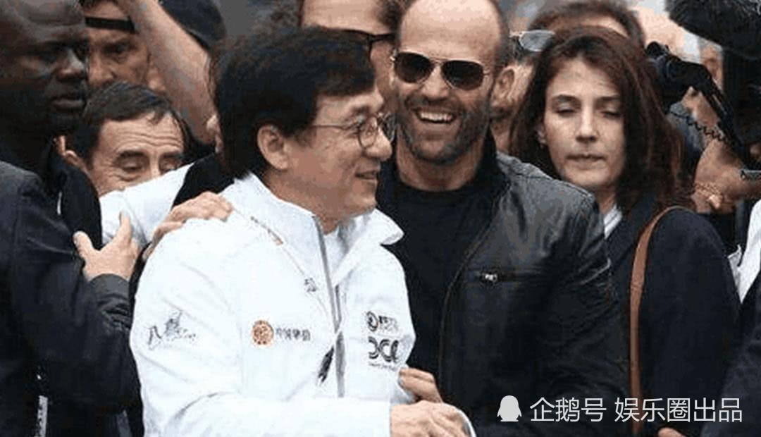 中国硬汉VS好莱坞硬汉,成龙被杰森称偶像,吴京地位变化很明显
