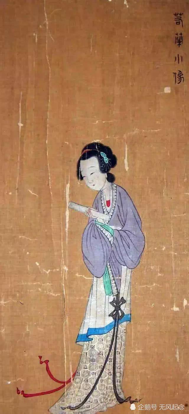 她16岁嫁刺史,用不同颜色针线创作一幅回文诗,风靡文坛数千年