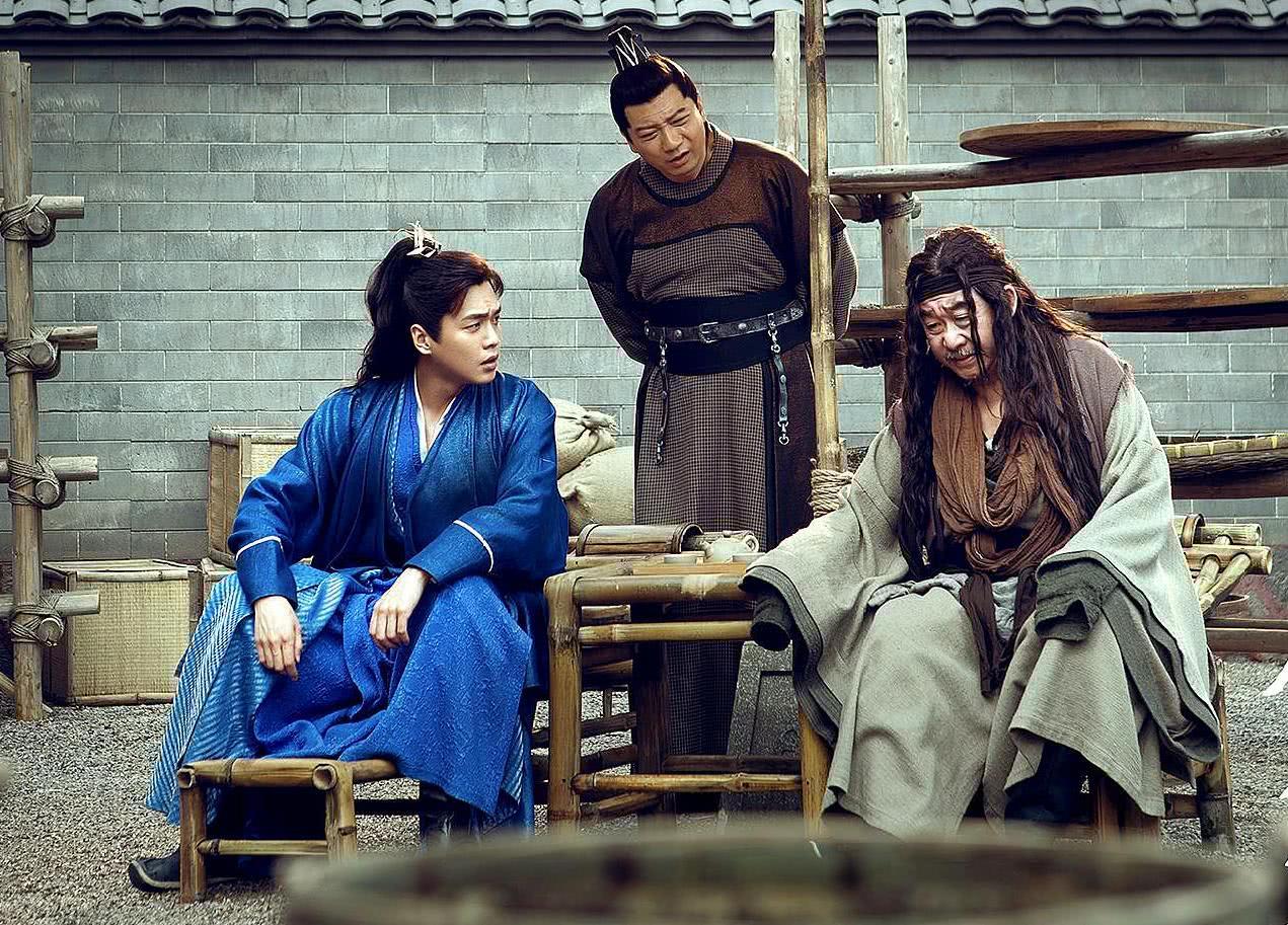 庆余年:五竹有一个强大的能力,难怪比四大宗师还强,和叶轻眉有关