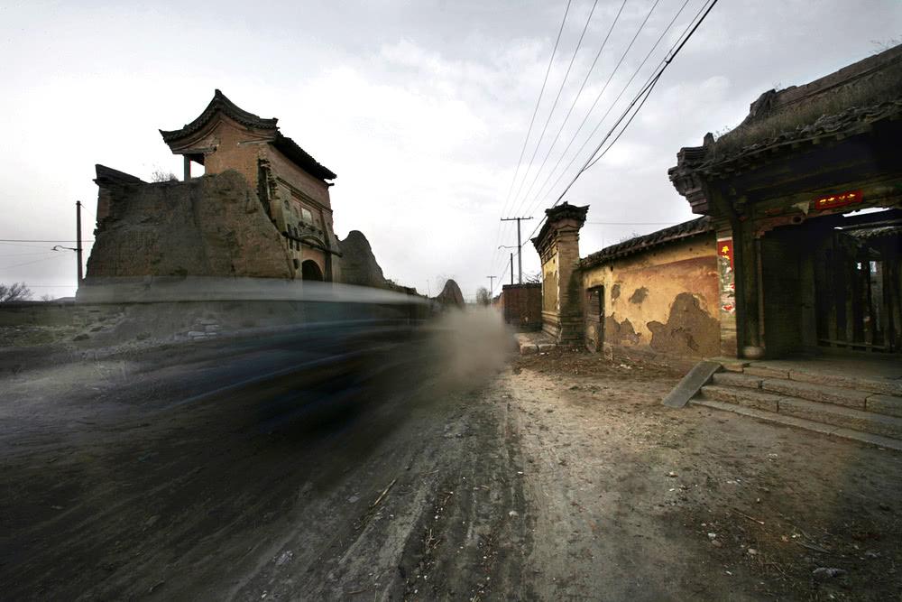 蔚县令人感动的地方,痴迷于它的山水人文,小五台是驴友圣地