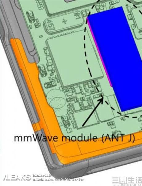 三星确认Note 10+存在,5G版本示意图被曝光