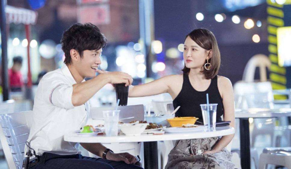 陈乔恩与新男友感情稳定,吃饭逛街后同返酒店,用行动证明爱对了