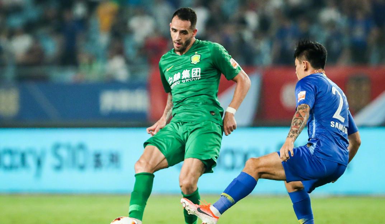 <b>北京中赫国安有一个老毛病:赛季前半程发挥不错,下半程逐渐掉队</b>