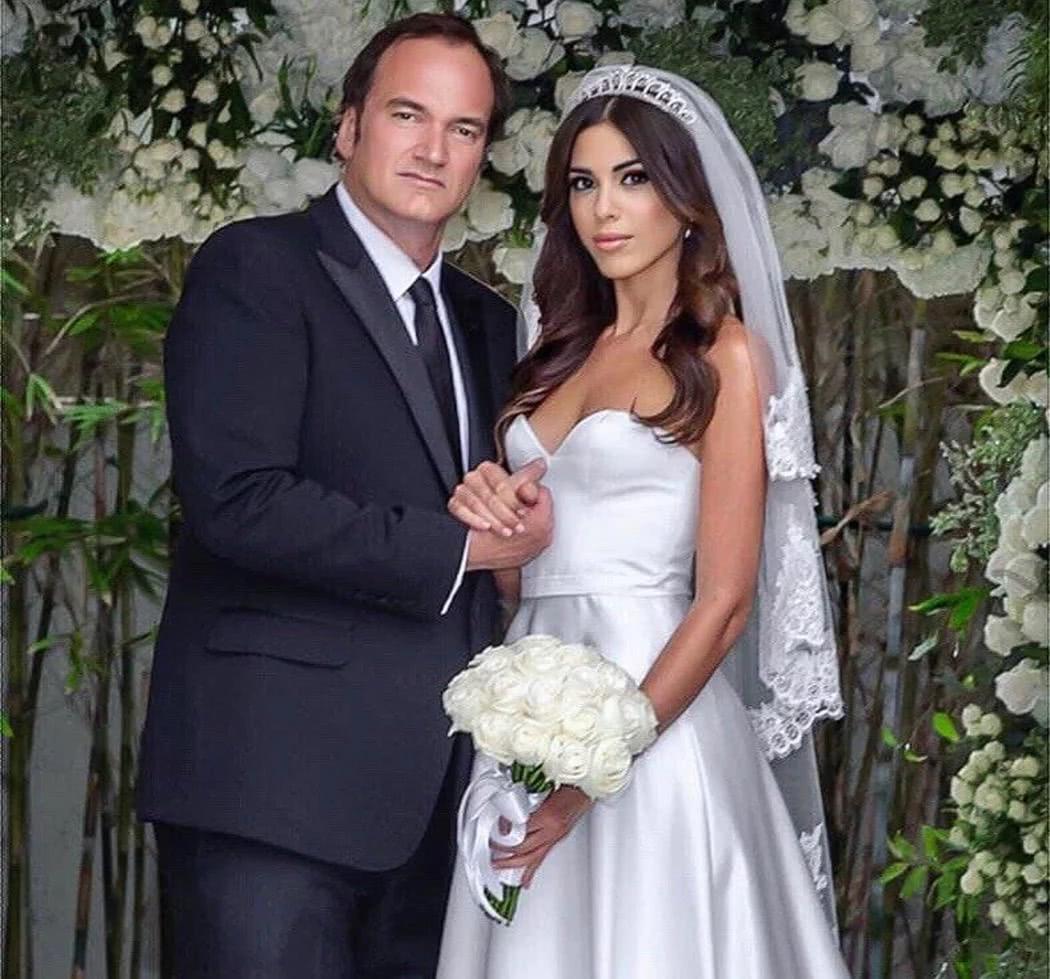 好莱坞知名导演昆汀塔伦蒂诺宣布妻子怀孕 他们将迎来第一个孩子