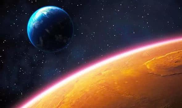 太阳系连珠今天已经开始!火星将与地球失去联系,好奇号怎么办