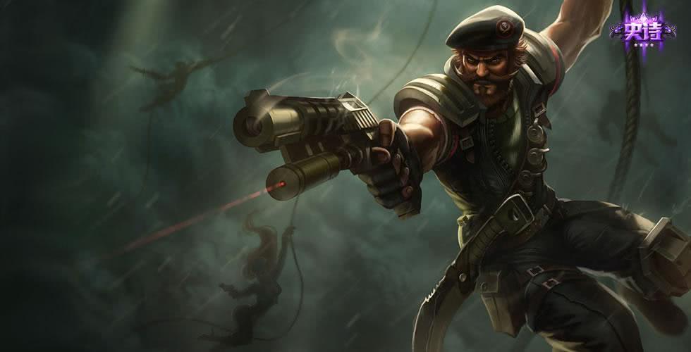 英雄联盟:能对己方小兵造成伤害的三位英雄,第一至今没改!