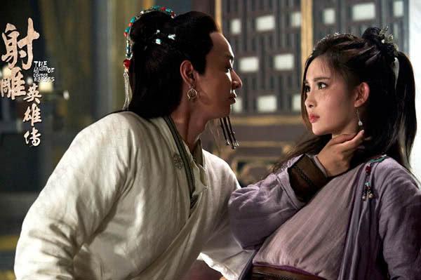 射雕英雄传:杨康杀欧阳克有其真正的意图,却带来一箭双雕的效果