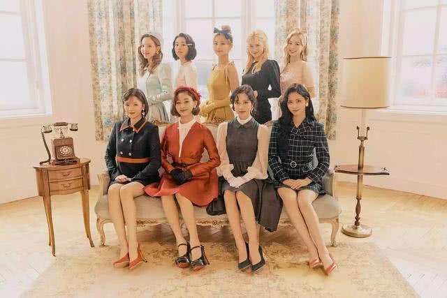 韩网统计大学生最喜欢的韩国歌手TOP5,TWICE只排进第五
