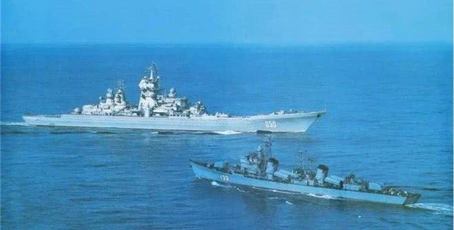 """二战后最""""土豪""""的抽奖:奖品是135艘战舰,中国抽到多少艘?"""