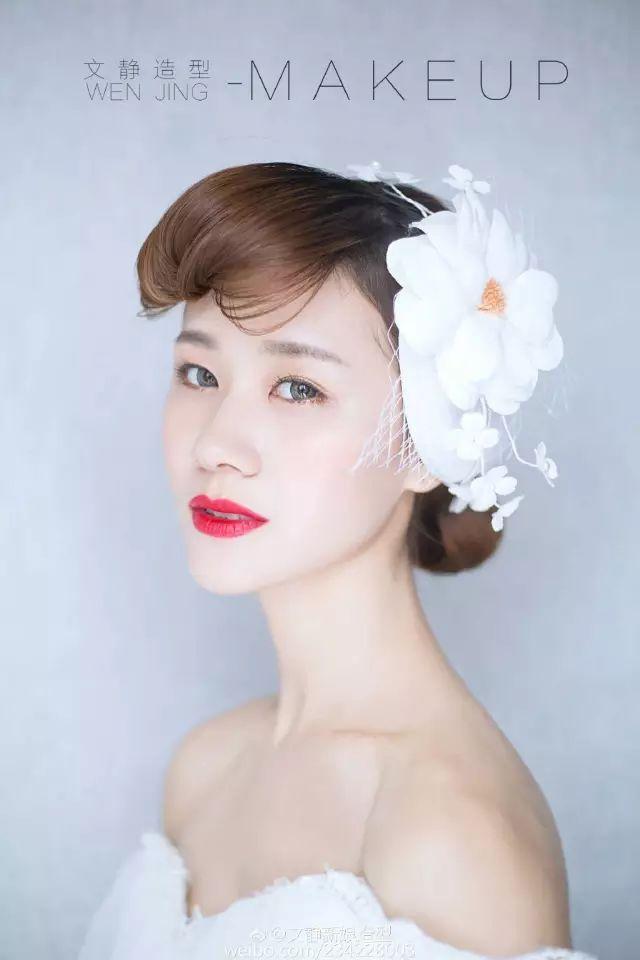 影楼新娘妆、当日新娘妆的区别,你知道吗?