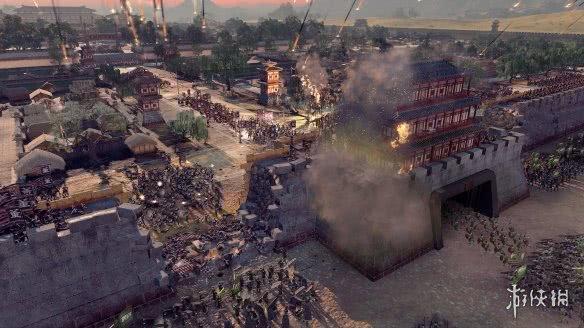 《全战:三国》1.3大型更新上线!郭嘉贾诩升级传奇!