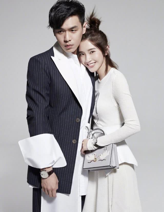 张若昀唐艺昕封面太甜蜜,网友却说她有半永久假笑