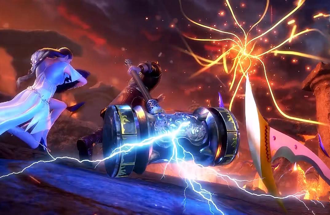 一脉相传的3个武魂,昊天锤当世有5把,而它当世只有1把!