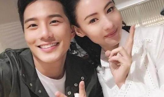 搭档张柏芝走红,奉子成婚8个月剃度出家,如今成宠妻炫娃狂魔!