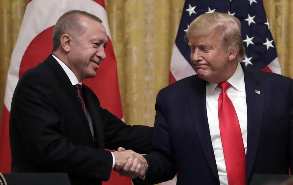 """""""我喜欢土耳其,它是北约好成员"""""""