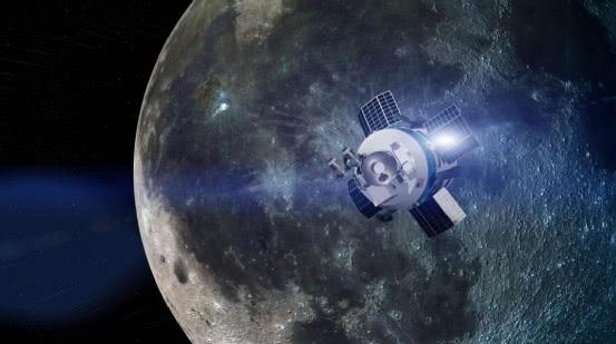 废弃火箭无意撞击月球,竟发现月球是空心的?里面或住着大家伙