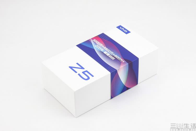 vivo推出Z5新存储组合版本,到手价仅1898元