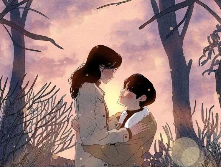 """一个男人,面对他认为""""对的爱情"""",才会有这么多的表现"""