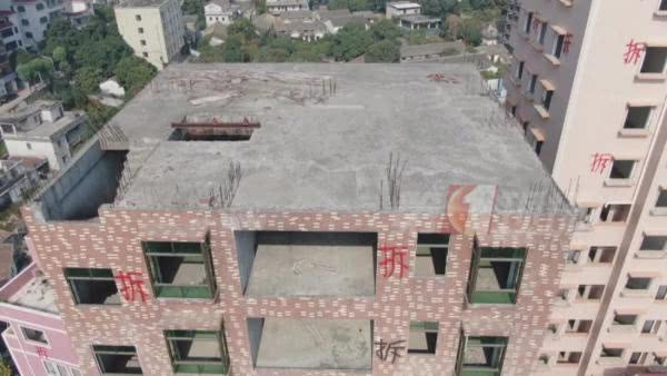 1400万粉刷废弃房屋谁在花钱装修深圳龙华观澜街道回应:不关你事