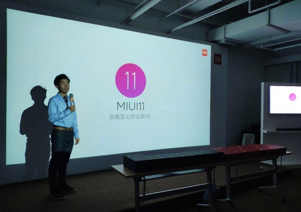 小米全新OS定了,MIX4首发!卢伟冰:MIUI11值得期待