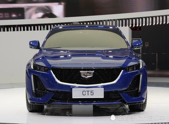今日正式开启预售 下月正式上市 凯迪拉克CT5仅28万起售!