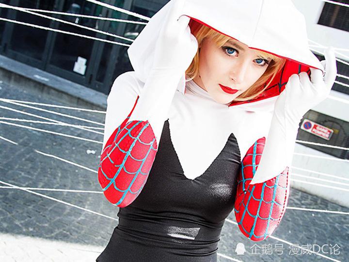 《女蜘蛛侠》电影真的要来了?索尼正计划拍摄真人版女蜘蛛侠