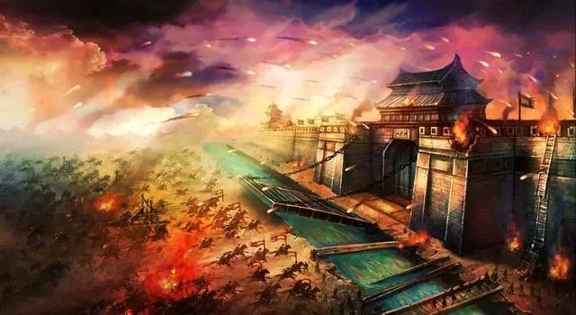 <b>古代人行军打仗,为何不绕着城池走呢</b>