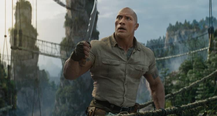 """年底压轴巨制《勇敢者游戏2》来啦!观影体验更超""""速激""""!"""