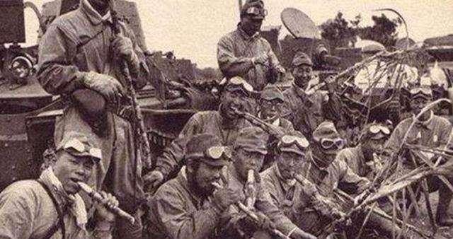 日本大阪师团,专找八路做生意,轻松打败美军占领菲律宾