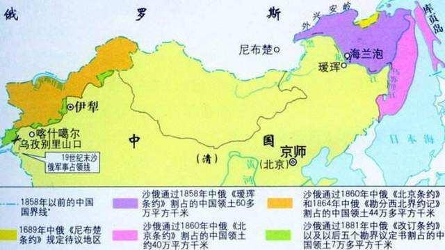 此人把中国边界线前移16里,获得出海权,晚年却靠卖画谋生