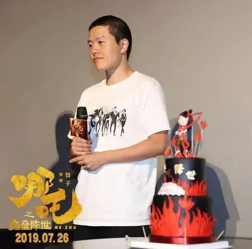 《哪吒》导演饺子资料介绍,站在四十岁的边上,却有二十岁的热血