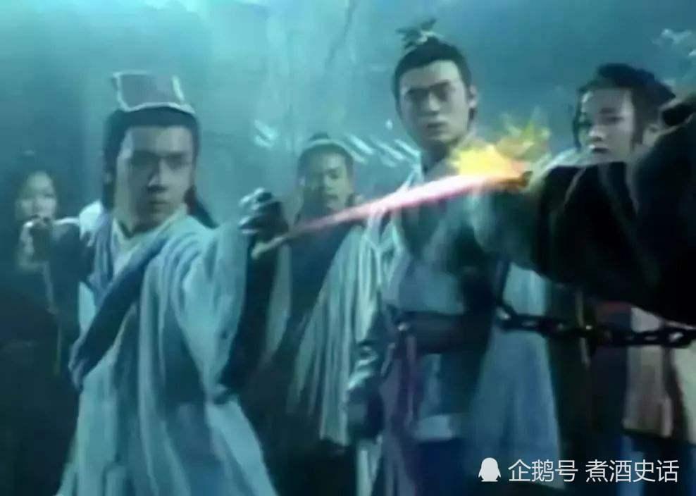 段誉的六脉神剑在吸走鸠摩智内力后,能否战胜扫地僧?金庸有暗示