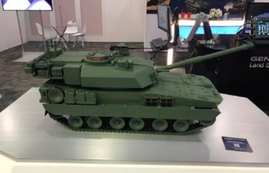 美軍新輕坦曝光,38噸配120毫米主炮,和15式差距多大?