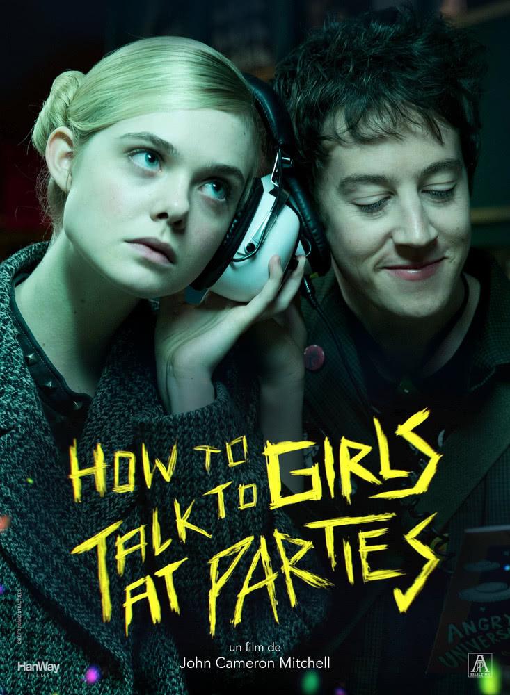 派对搭讪秘诀:脑洞大开群魔乱舞的朋克-科幻-音乐电影