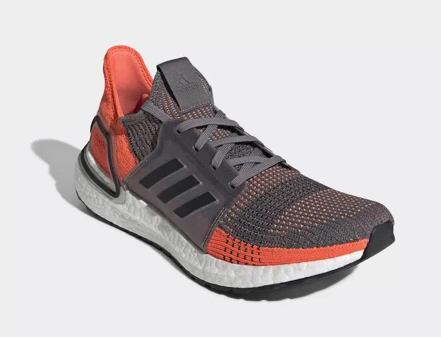 Adidas Ultra Boost 19全新两款配色登场!