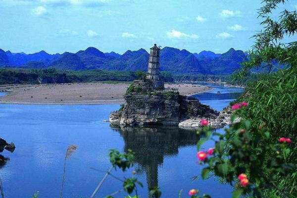 <b>广西最低调旅游城市,并非桂林,很多人都不知道!</b>