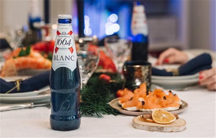 圣诞欢庆季暖心开启,1664与你共度温馨晚餐时光!