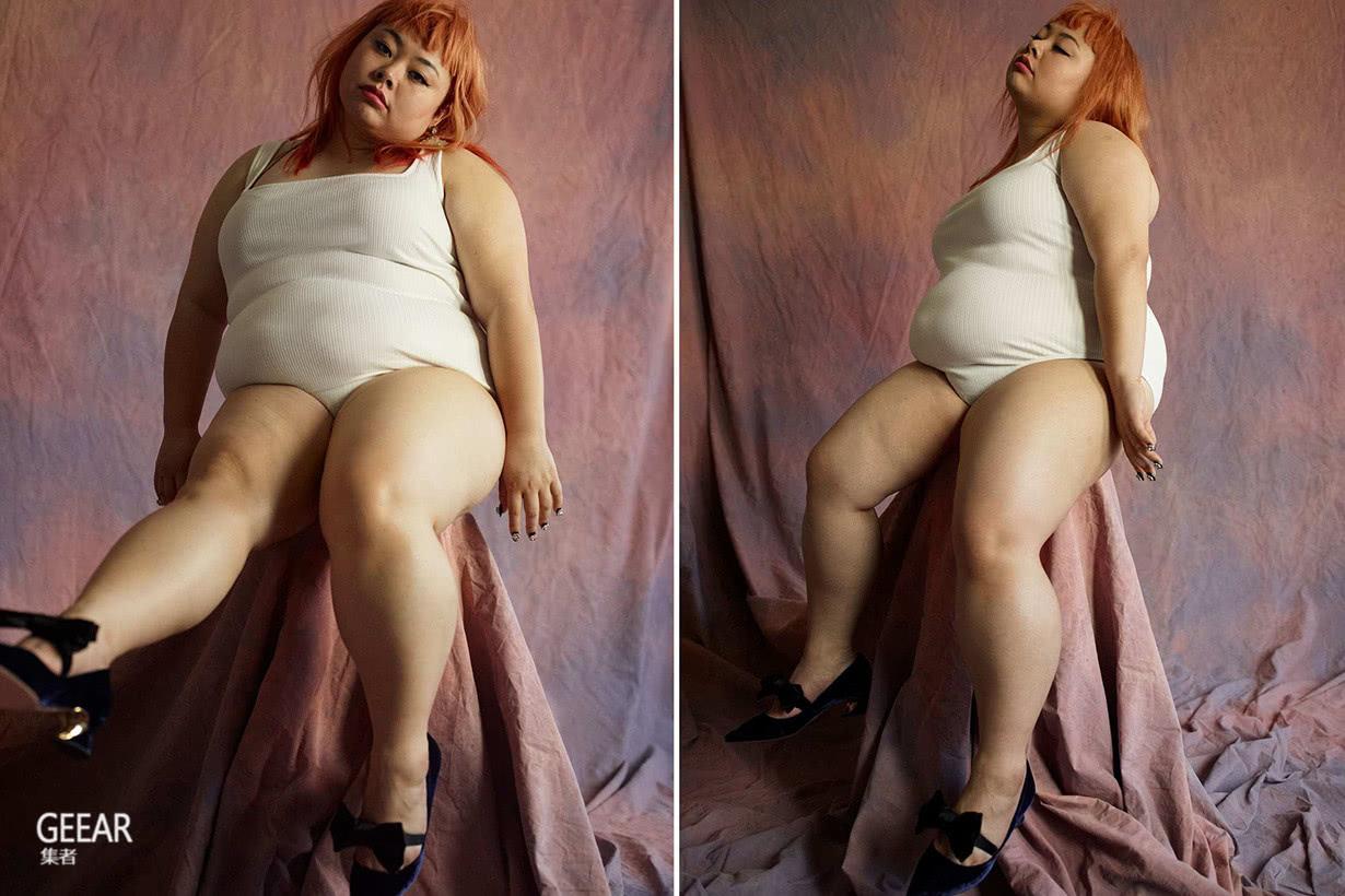 用真实的美登上纽约杂志,渡边直美:不论身材如何都要爱自己