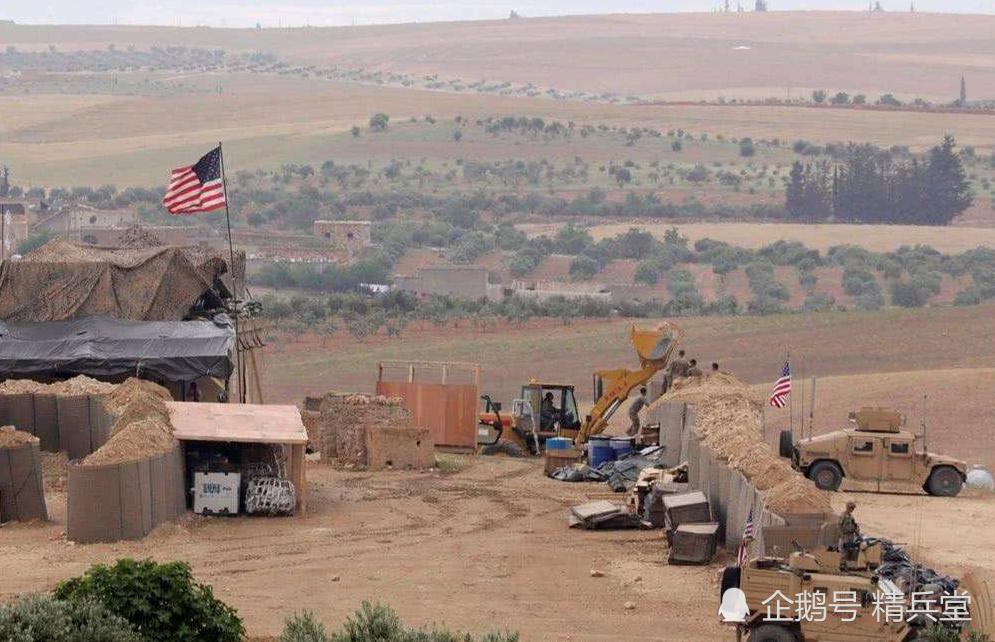 美军基地遭土耳其重炮轰击:美军宣布向中东增兵,数十架战机驰援
