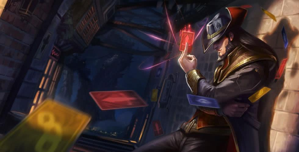 云顶之弈:新英雄卡牌大师,法师阵容的发动机!
