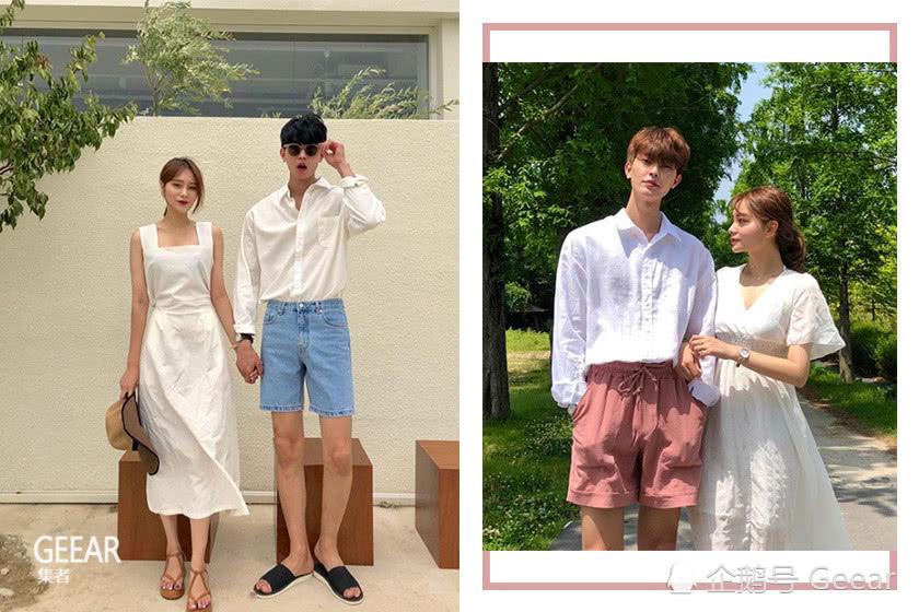 时尚又不会出错!可以跟男朋友一起穿的5个情侣造型灵感!