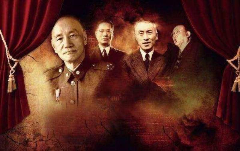 民国四大家族控制着国民政府经济命脉,日本特务调查后,被吓一跳