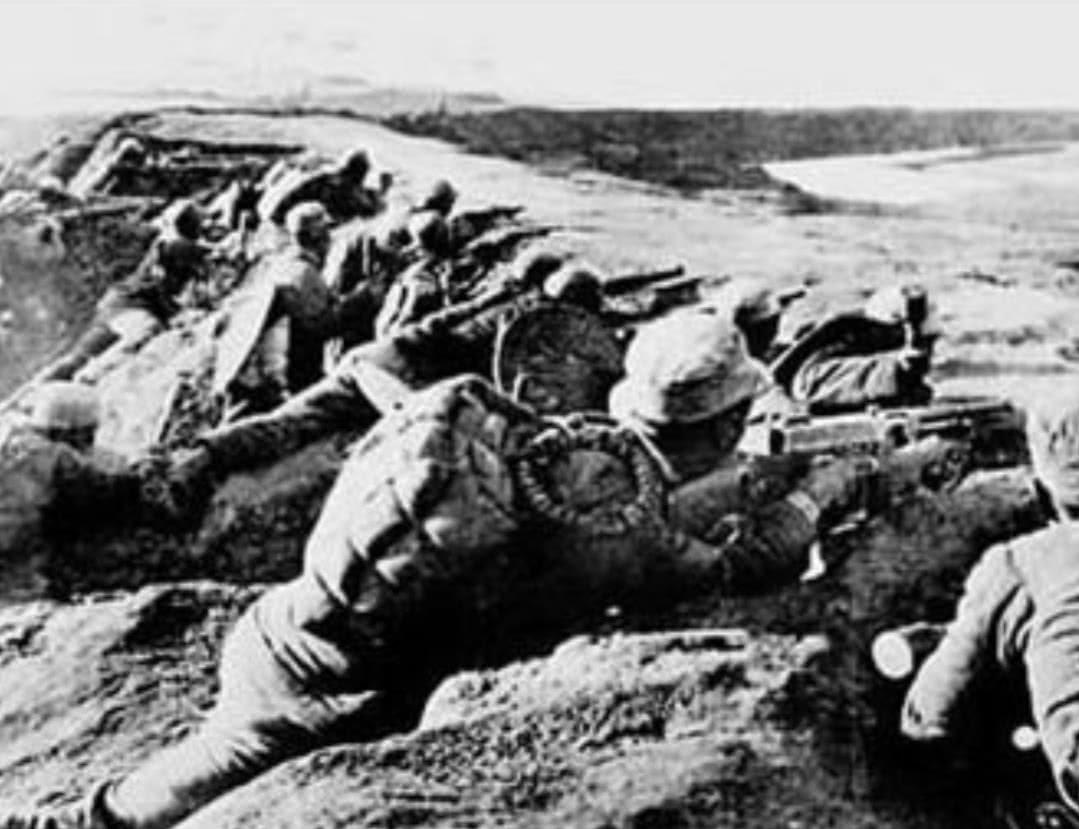 此战激战7个小时消灭敌军5000人,收复了失地