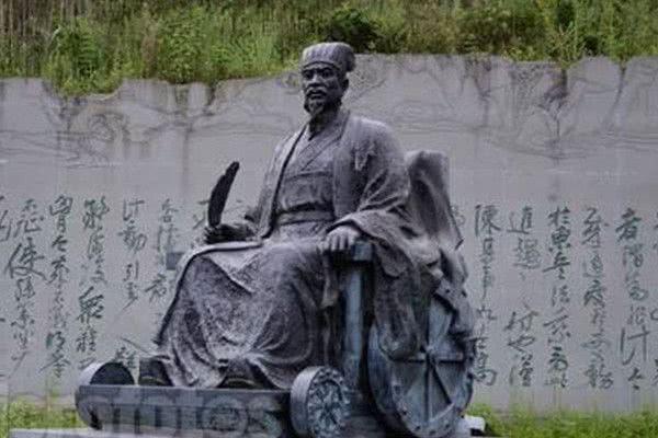 日本人眼中的诸葛亮,除忠肝义胆智绝天下外,还有一个特殊身份
