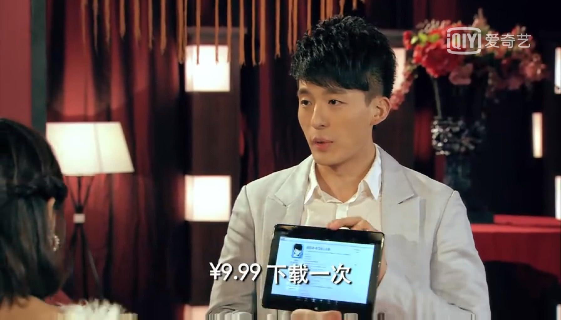 曾小贤在《爱情公寓》里说了一句假话,多年后终于被观众发现了