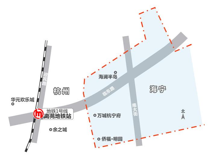 <b>隔一条马路房价差1万!很多杭州人来这里买房,现在却有点头疼</b>