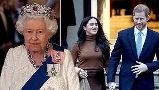 英国王室风波继续,哈里王子夫妇蜡像被移走,王室没想象的那么好