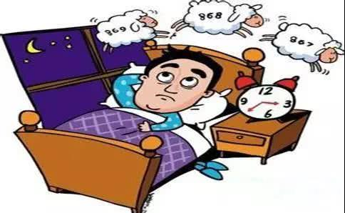 夜夜失眠怎么办?安神助睡眠的方法值得收藏